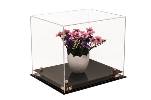 "Medium Clear<br>Display Case<br><sub>12.25"" x 10"" x 10.5"" (A012), Display Case, Better Display Cases, Better Display Cases - Better Display Cases"