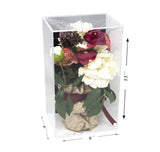 "Versatile Deluxe Acrylic Display Case<br><sub>Table top or Wall Mount<br>8"" x 6"" x 13"" (A044), Display Case, Better Display Cases, Better Display Cases - Better Display Cases"