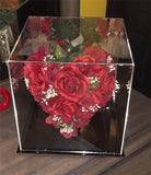 Acrylic Flower Bouquet Display Case A031/SP21