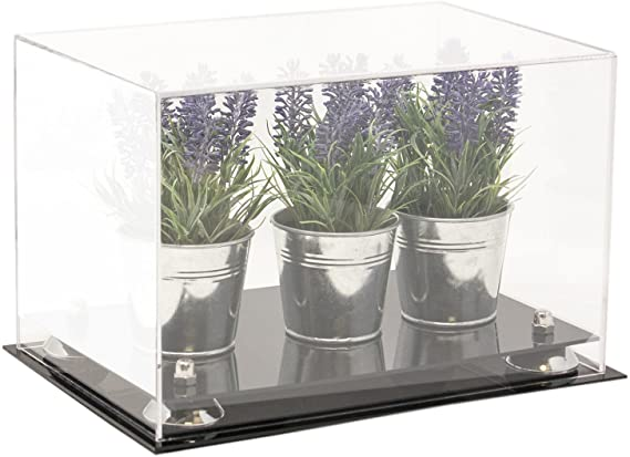 Acrylic Versatile Display Case 12 X 8.25 X 8 Clear (V41/A004)