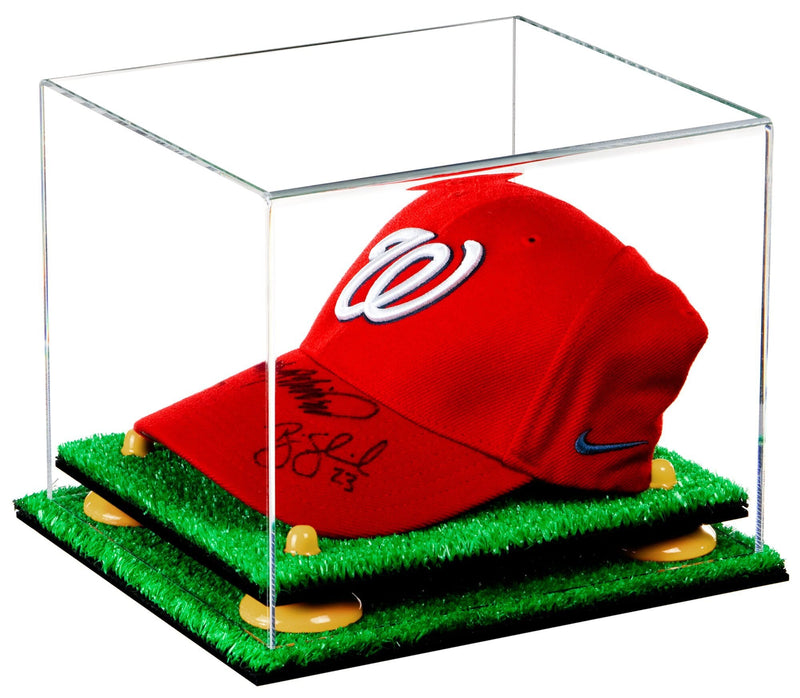 Acrylic Baseball Cap Display Case Clear