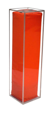 Deluxe Acrylic Football End Zone Pylon Display Case.