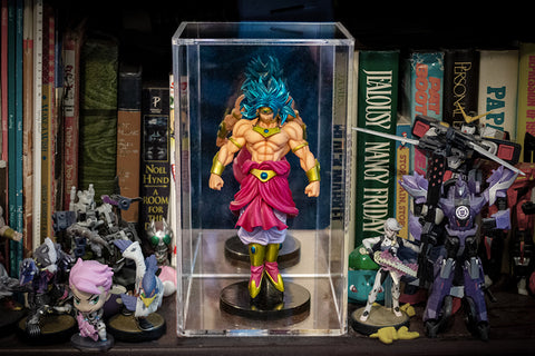 Dragonball Display Case Broly