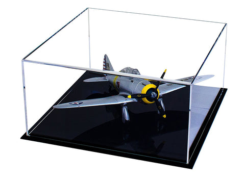 Model Airplane<br>Display Case<br><sub>with UV Protection</sub>
