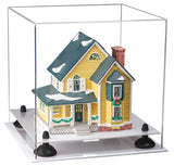 Acrylic Versatile Display Case 11 X 11 X 11 Clear