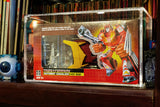 Transformers Hot Rod Display Case