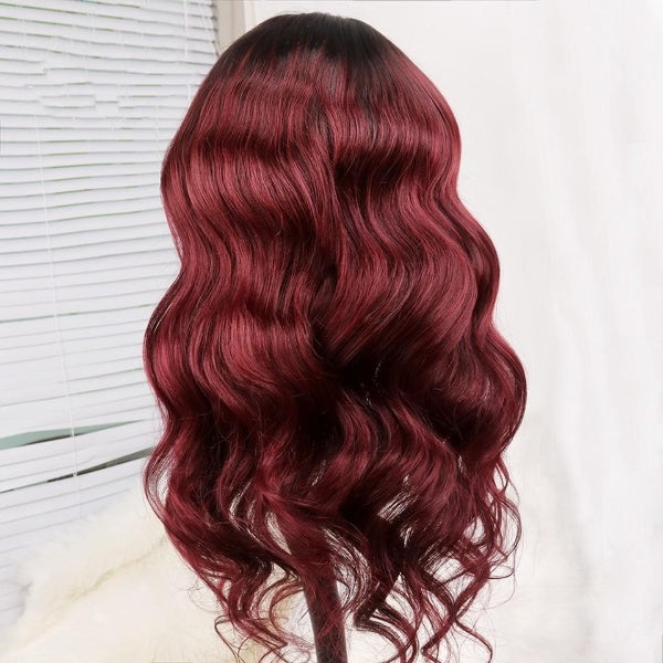 Preferred 13x6 Ombre Human Hair Wig
