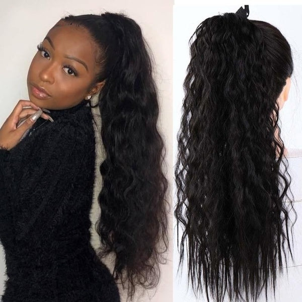 "22"" 18""  Long Afro Curly"