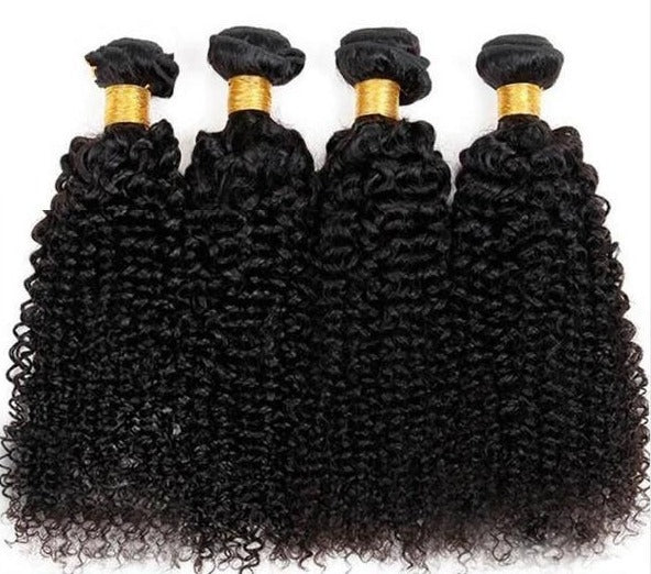 Afro Kinky Curly Hair 1/ 3 / 4