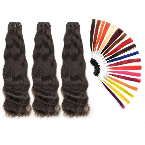 Indian natural virgin hair Thirty inch straight