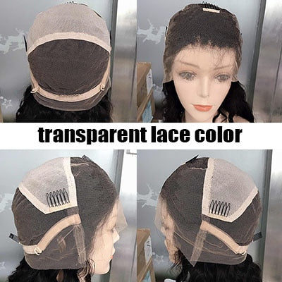 Full Lace Human Hair Wigs F