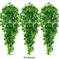 Artificial Hanging Plants Fake Haning Plant - Roomhype