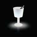 Frost Table Lamp Table by Jorge Najera - Roomhype