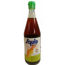 SQUID Fischsosse 725 ML