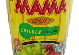 MAMA Instant Cup Nudeln Hühn 70 Gr.