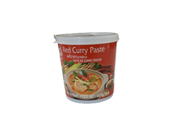 COCK Rote Currypaste 400 Gr.