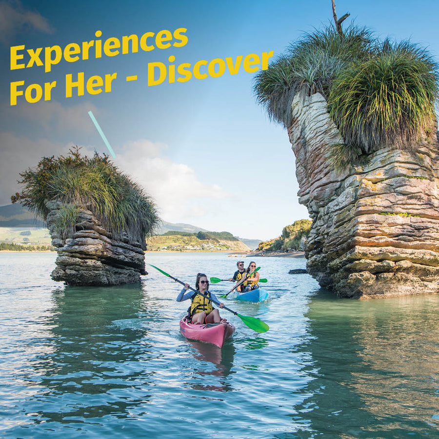 Experiences For Her - Discover