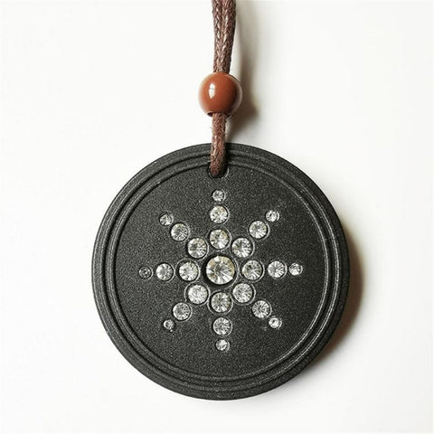 Image of Anti EMF Radiation Protection  Energy Necklace