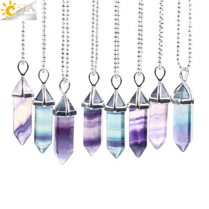 Crystal Pendants Suspension Reiki Chakra