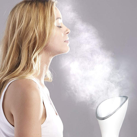 Image of GenesisCharm™ Nano-Ionic Facial Steamer