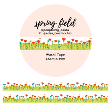 Load image into Gallery viewer, OOPSIE - Spring Field - Washi Tape