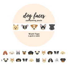 Load image into Gallery viewer, Dogs - Washi Tape