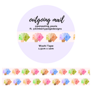 Outgoing Mail - Washi Tape