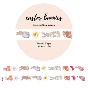 OOPSIE - Easter Bunnies - Washi Tape