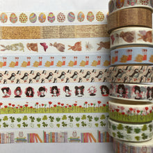 Load image into Gallery viewer, OOPSIE - Vintage Books - Washi Tape