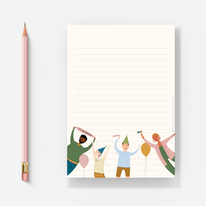 Birthday - Letter Pad