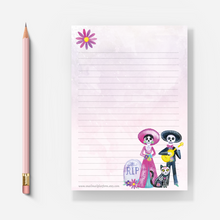 Load image into Gallery viewer, Dia de Muertos - Letter Pad
