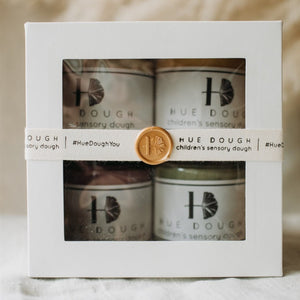 Hue Dough Bundle Pack (Gluten Free)