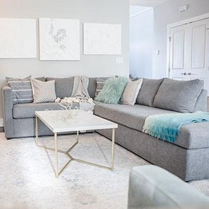 Stylized Nest Signature Sectional