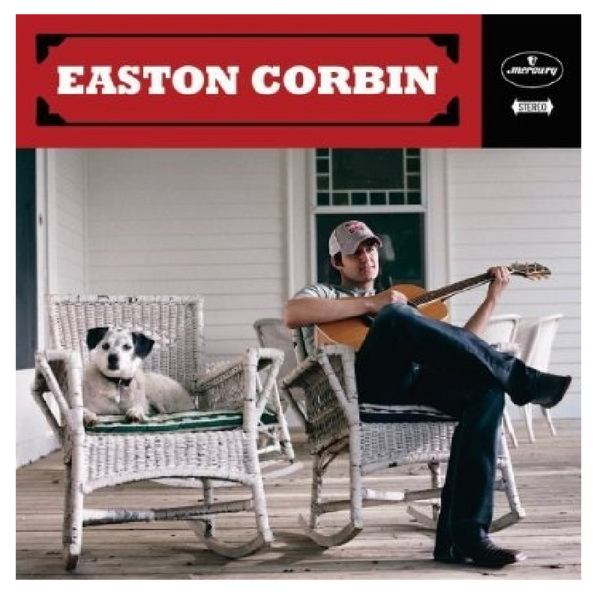 Easton Corbin CD- Easton Corbin
