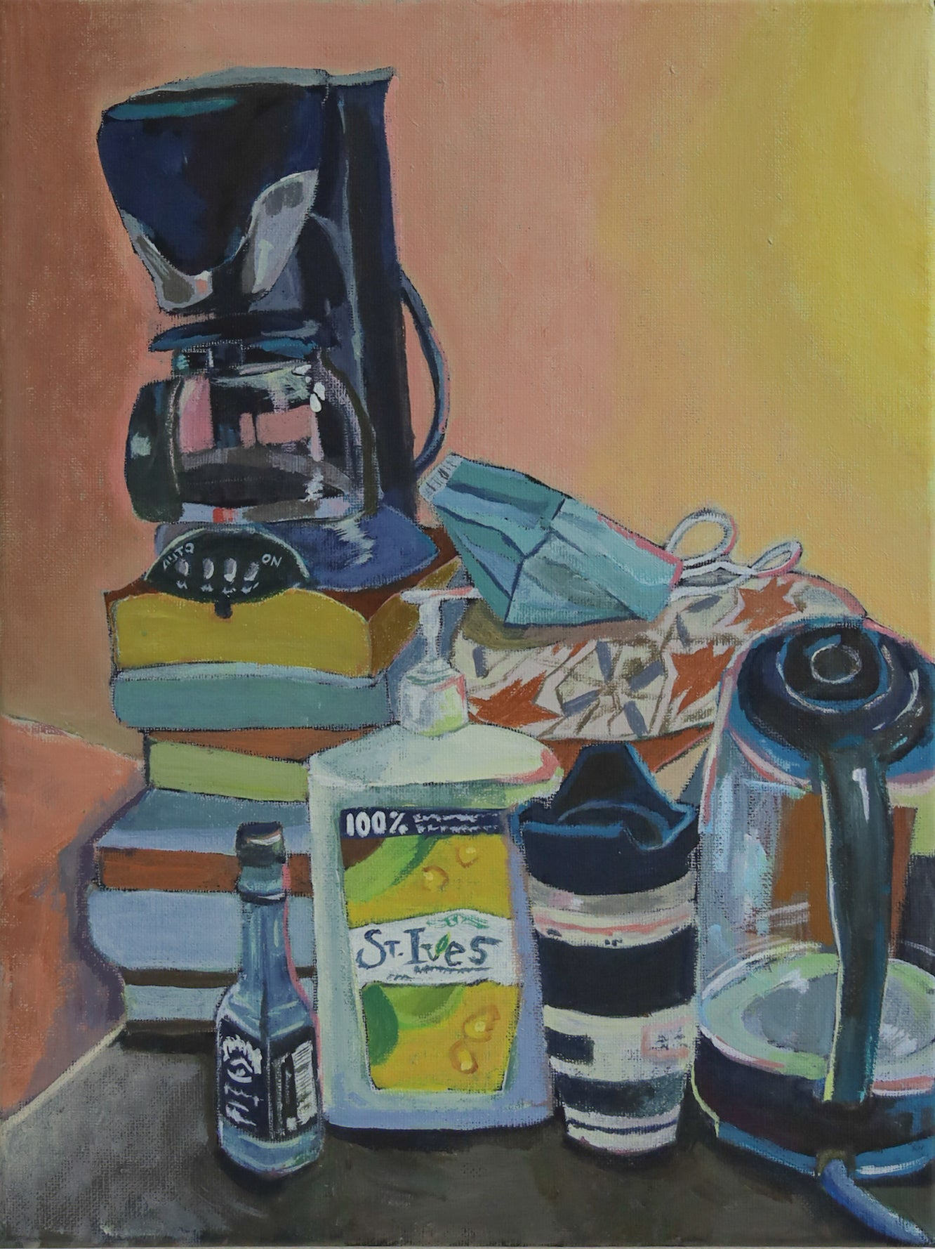 Still Life in Quarantine