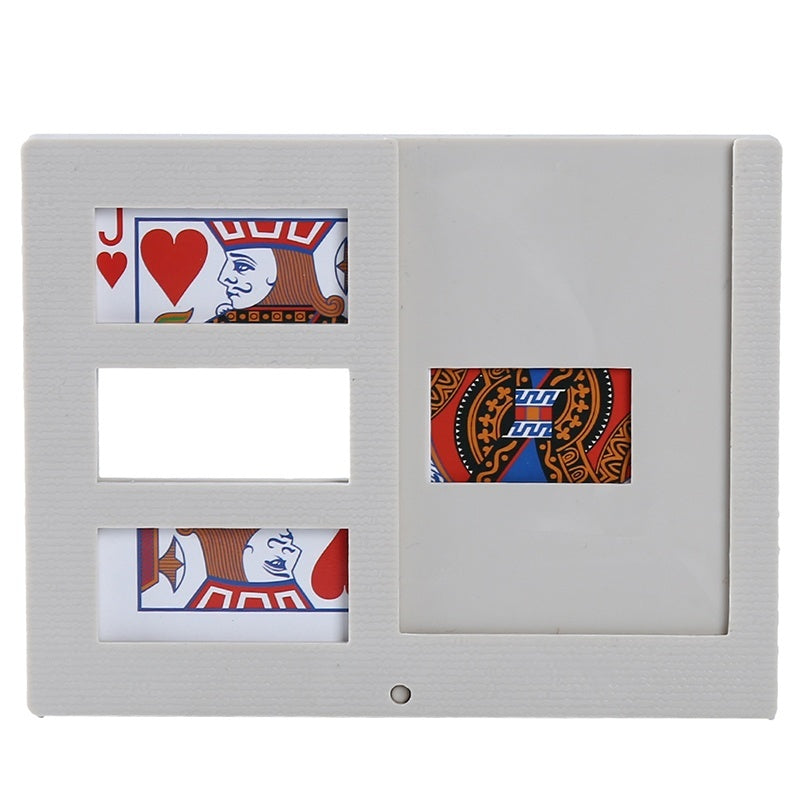 Magic Photo Frame cut and restore card close up magic tricks Easy to do professional For Magicians