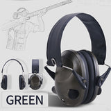 Electronic Ear Protection Shooting Hunting Ear Muff Anti-Noise Tactical Headset Hearing Ear Protection Headphone for Hunting