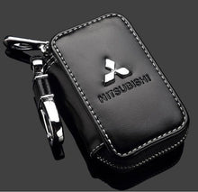 Load image into Gallery viewer, Car Key Bag Key Chain Wallet Bag Cover for Toyota Nissan Mazda Hyundai Kia Mitsubishi Suzuki Skoda Volvo and All Other Cars