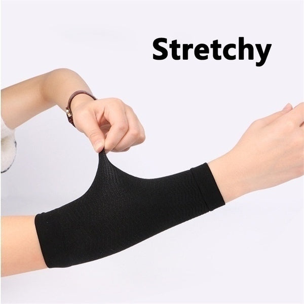 1 Pair /2 Pair Women Weight Loss Thin Arm Shaper Slimming Sleevelet 2 Colors
