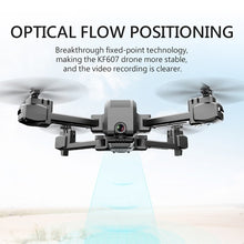 Load image into Gallery viewer, 2019 Cocal New Series KF607 Foldable Brushless RC Drone Quadcopter, GPS follows me 5G WiFi FPV 1080P 4K  Cam, App Control Flight, One Key Takeoff/Landing, 25 Mins Max Flight Time 1200M Remote Control Distance