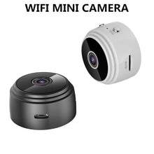 Load image into Gallery viewer, Newest 2019 Mini WiFi Camera Night Vision HD 1080P Magnetic Adsorption With Gift Camera Holder