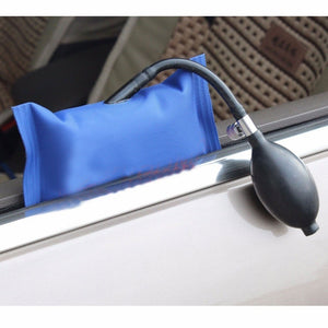 Emergency Auto Entry Tool Air Pump Wedge Inflatable Hand Pump For Car Door Window