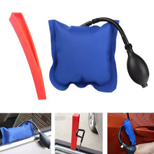 Load image into Gallery viewer, Emergency Auto Entry Tool Air Pump Wedge Inflatable Hand Pump For Car Door Window