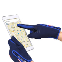 Load image into Gallery viewer, Winter Warm Soft Gloves Touch Screen Gloves Winter Sports Texting Fleece Gloves Running Hiking Skiing Mountaineering Cycling Gloves