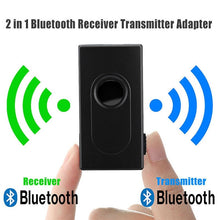 Load image into Gallery viewer, Bluetooth V4 Transmitter Receiver Wireless A2DP 3.5mm Stereo Audio Music Adapter
