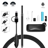 Led Otoscope Ear Camera Scope Earwax Removal Kit Ear Wax Cleaning Tool