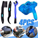 Bicycle Chain Cleaning Brushes MTB Mountain Bike Cycling Wash Tool Kits