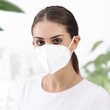 Load image into Gallery viewer, 5PCS 10PCS N95 Face Mask Surgial  Bushfires Flu Face Mask Industrial Dust Mask