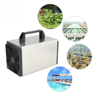 20g/h Timing Switch Ozonizer Air Purifier Ozone Generator Disinfection Machine EU Plug 250V