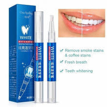 Load image into Gallery viewer, Teeth Whitening Gel Pen Oral Care Remove Stains Tooth Cleaning Tool Whitener Teeth Whitening Oral Hygiene Pen
